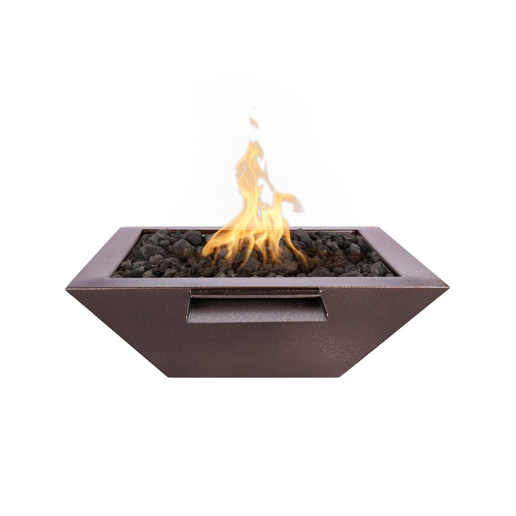 The Outdoor Plus Maya Fire & Water Bowl OPT-36SQPCFW