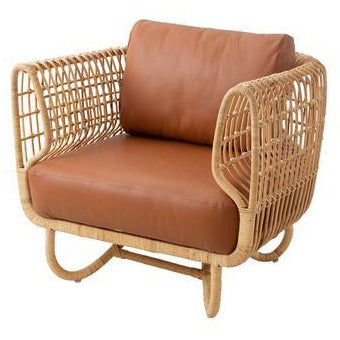 Cane-line Indoor Nest Lounge Chair - 7421