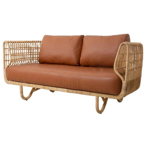 Image of Cane-line Indoor Nest 2 Seater Sofa - 7522