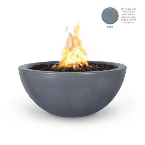 "Image of The Outdoor Plus Luna Fire Bowl, Electronic Ignition Package of  1 - 38"" - OPT-LUNFO38E12V"