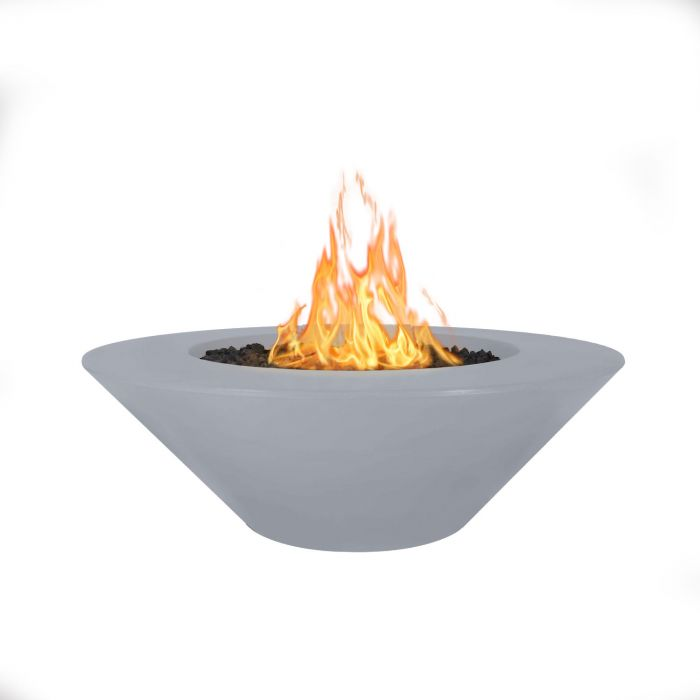 "The Outdoor Plus Cazo Fire Pit - Narrow Lip - 60"" - Electronic Ignition OPT-CZNL60EKIT"
