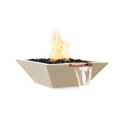 "Image of The Outdoor Plus Maya Fire & Water Bowl - 30"" - OPT-30SFWM"