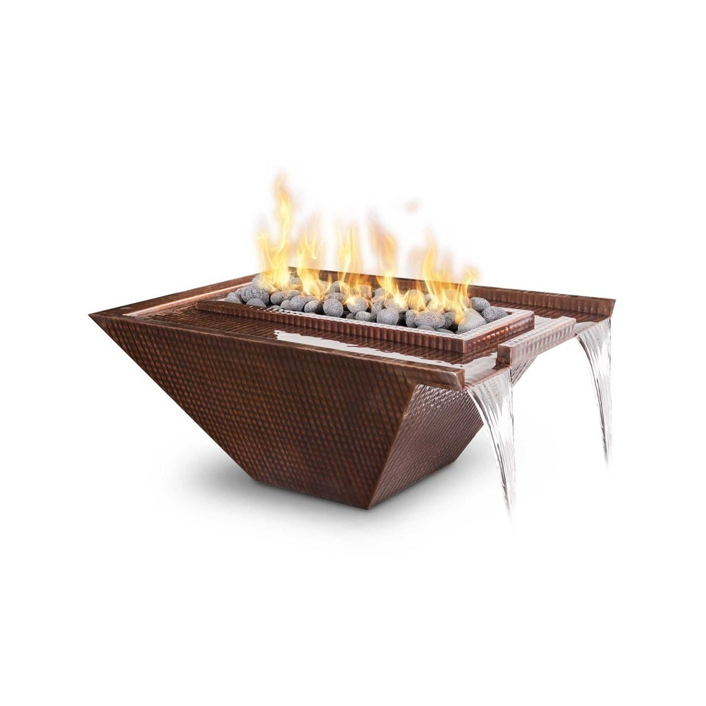 The Outdoor Plus Nile Fire & Water Bowl OPT-24NLCPFE12V
