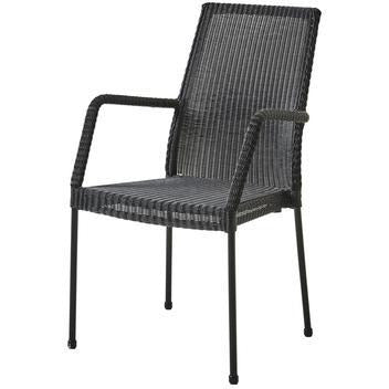 Image of Cane-line Newport Armchair Stackable - 5433
