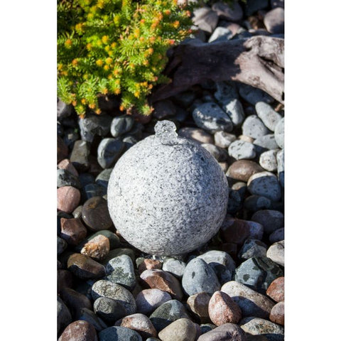 Blue Thumb Fountain Kit - 8″ Granite Sphere ABGS8K - ProYardSupply
