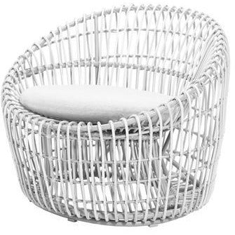 Image of Cane-line Outdoor Nest Round Chair - 57422