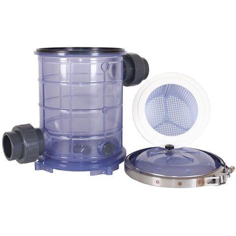 Image of Sequence® PurFlo Strainer - 500CI - 24170488