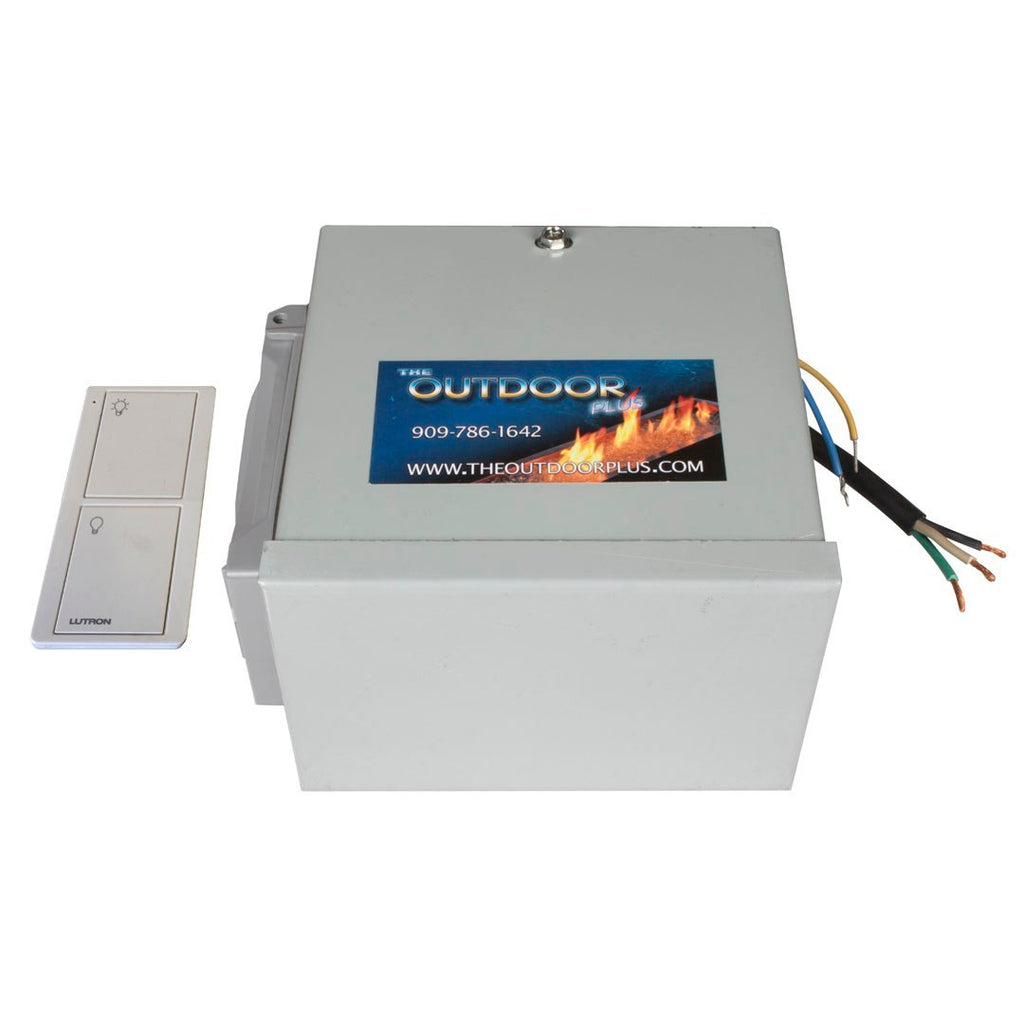The Outdoor Plus Remote Control System OPT-400-XREMOTE