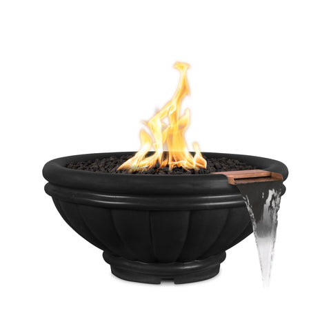 "Image of The Outdoor Plus Roma Fire Bowl, Electronic Ignition 24"" - OPT-ROM24E12V"