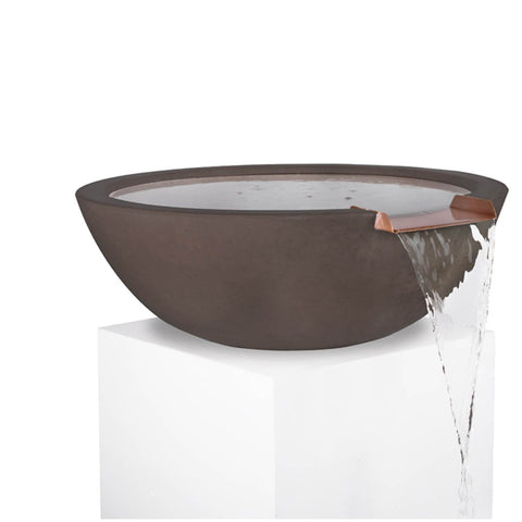 "The Outdoor Plus Sedona Water Bowl - 27"" - OPT-27RWO"