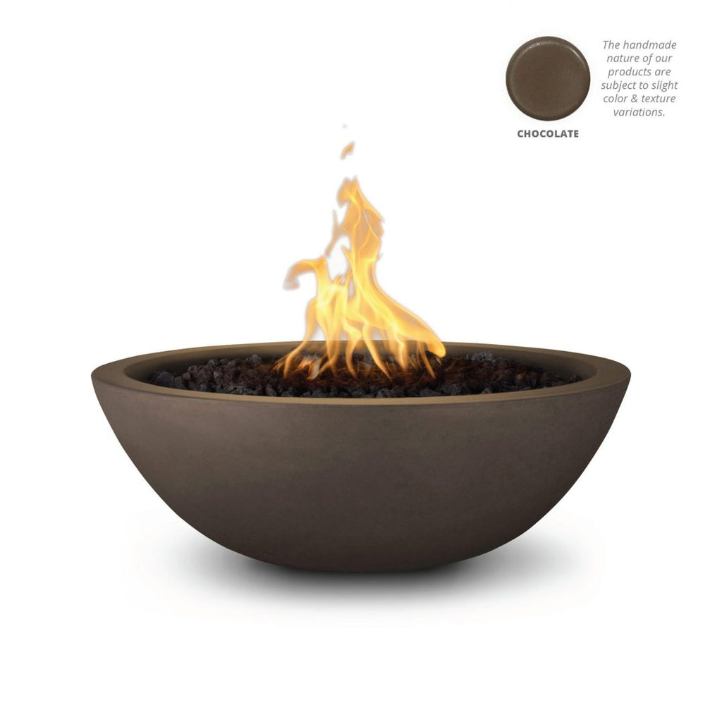 "The Outdoor Plus Sedona Fire Bowl, Electronic Ignition Package of  3 - 27"" - OPT-27RFOE12V-3"