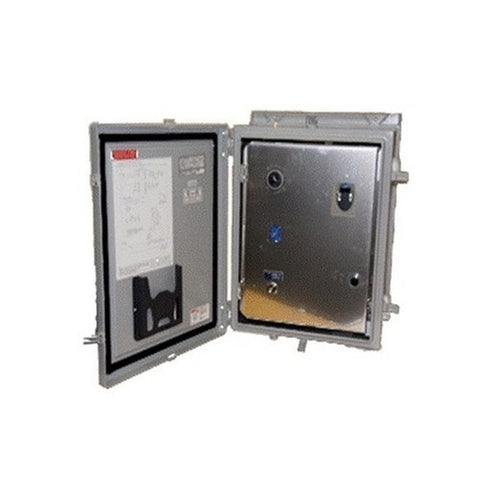 Shinmaywa Variable Speed 3 HP Pump Control Panel FP11-106