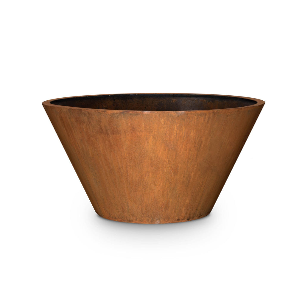 "The Outdoor Plus Sierra Planter - 20"" Tall OPT-PSR4820"