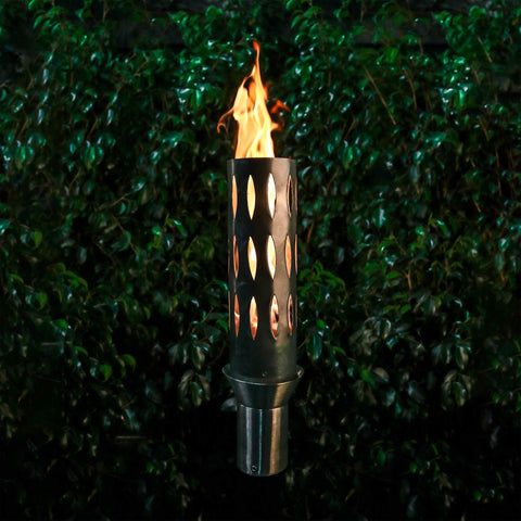 Image of The Outdoor Plus TOP Torch #1 - Stainless Steel OPT-TT1M