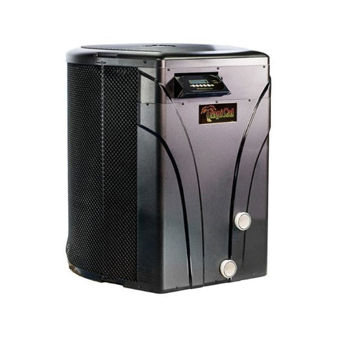 Image of AquaCal TropiCal Heat Pump 51K BTU Titanium Heat Exchanger T55