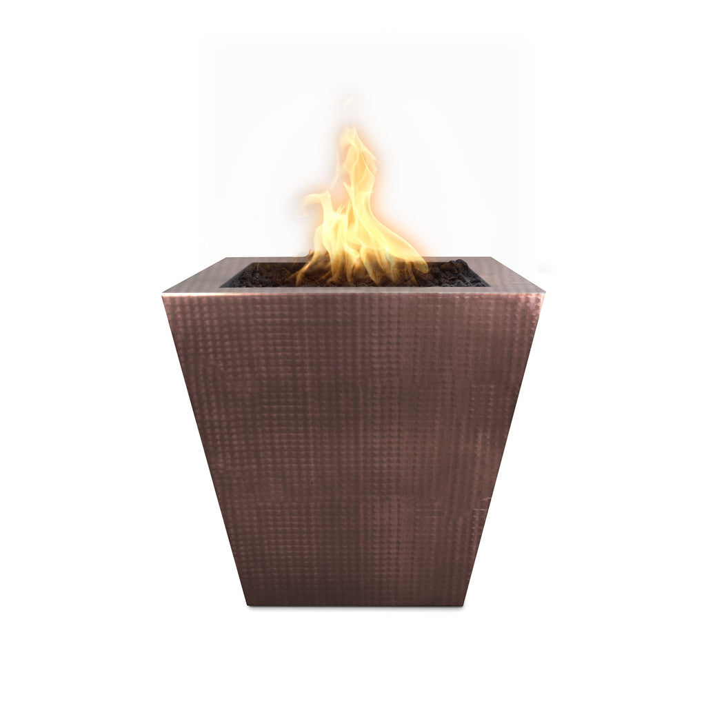 "The Outdoor Plus Vista Copper Fire Pit 24"" OPT-FPT2500"