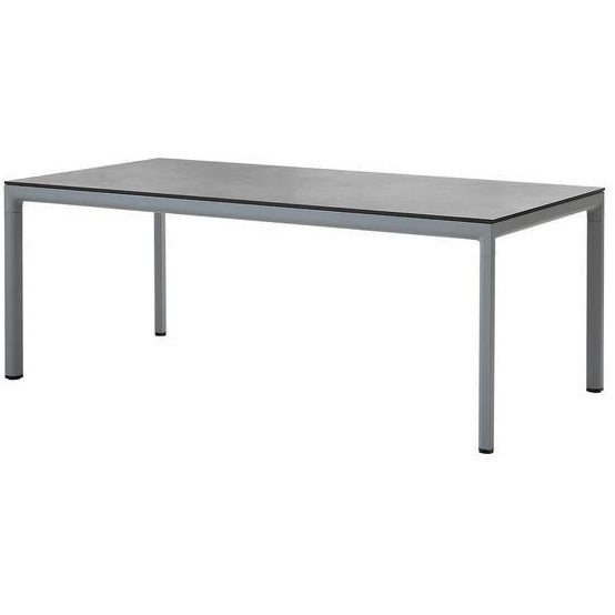 Cane-line Drop Dining Table Base 200x100 cm - 50406