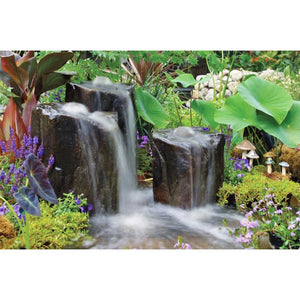 Blue Thumb Column Fountain Small - Complete Kit LA3025K - ProYardSupply