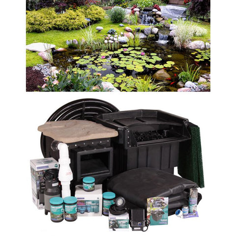 Image of Blue Thumb Elite Pond Kit 21' x 26' PBE2126K - ProYardSupply