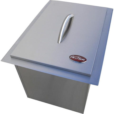 Cal Flame Stainless Steel Drop-In Ice Bin - BBQ14864