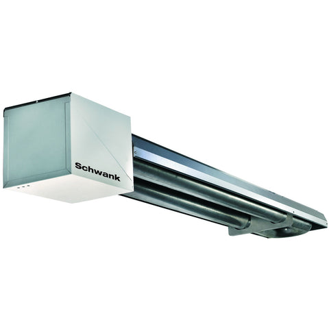 "Schwank P40 Series 120"" Residential U Tube Heater - Natural Gas- PU-R040-BN"