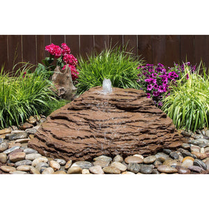 Blue Thumb Slate River Falls Fountain Kit LA3350K - ProYardSupply