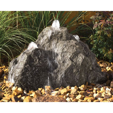 Blue Thumb Sonoma Rock Fountain Kit LA3525K - ProYardSupply