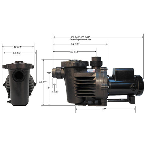 Image of PerformancePro 1/2 HP Artesian2 High Head Pump A2-1/2-HH