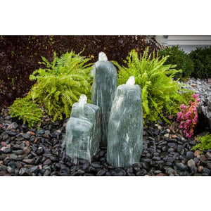 Blue Thumb Sea Green Smooth Fountain ABART3300 - ProYardSupply