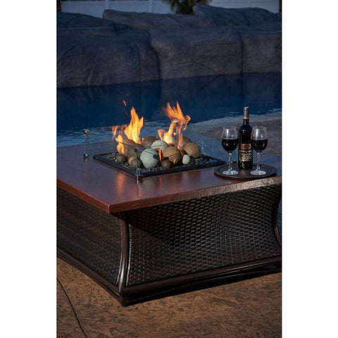 The Outdoor Plus 23'' x 6'' Round OPT-WG-23