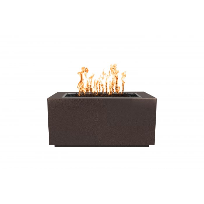"The Outdoor Plus Pismo Fire Pit - Powder Coated - Electronic Ignition 60"" OPT-R6024PCREKIT"