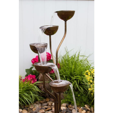 Image of Blue Thumb Harmony Springs 5 Cup Fountain Kit ABHS5 - ProYardSupply