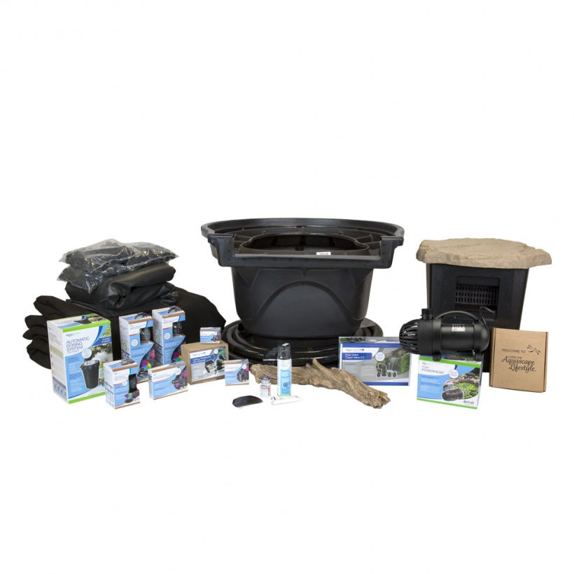 Aquascape Large Deluxe Pond Kit 21×26 53067
