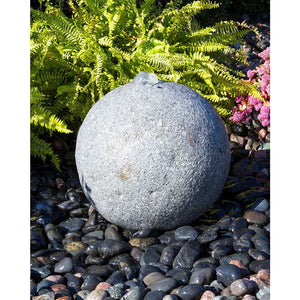 Blue Thumb Fountain Kit - 16″ Granite Sphere ABGS16K - ProYardSupply