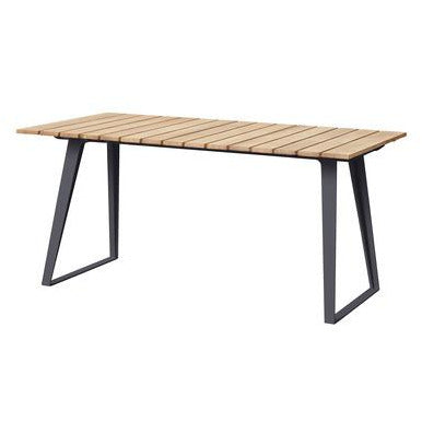 Cane Line Copenhagen Extension Dining Table 11030TAL