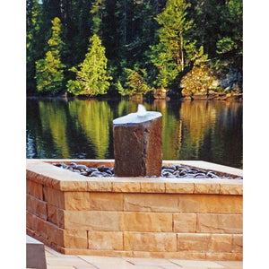 Blue Thumb Column Fountain Large - Complete Kit LA3075K - ProYardSupply