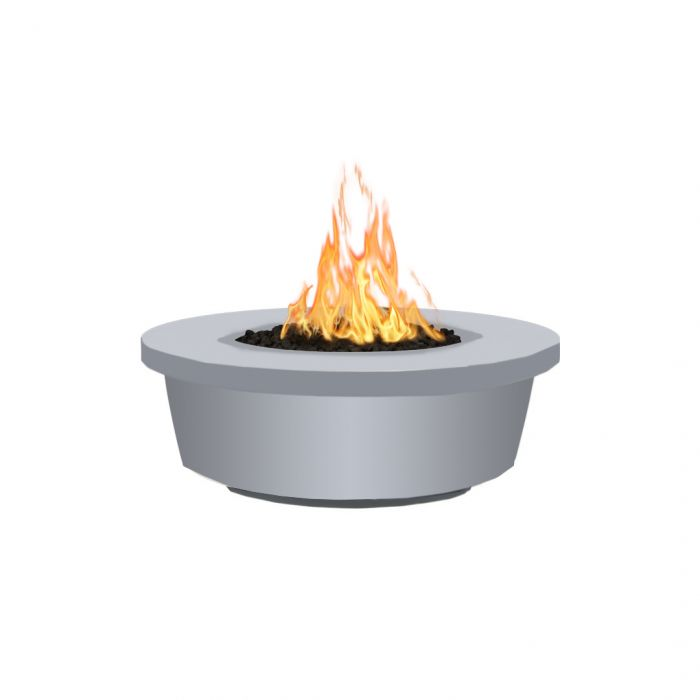 The Outdoor Plus Tempe Concrete Fire Pit - Electronic Ignition OPT-TEM48EKIT