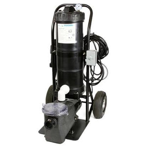 Advantage Mini Portable Vacuum System with 100 Sq. Ft. Filter