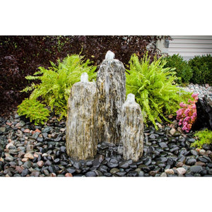Blue Thumb Beachcomber Chiseled Fountain ABART2800 - ProYardSupply