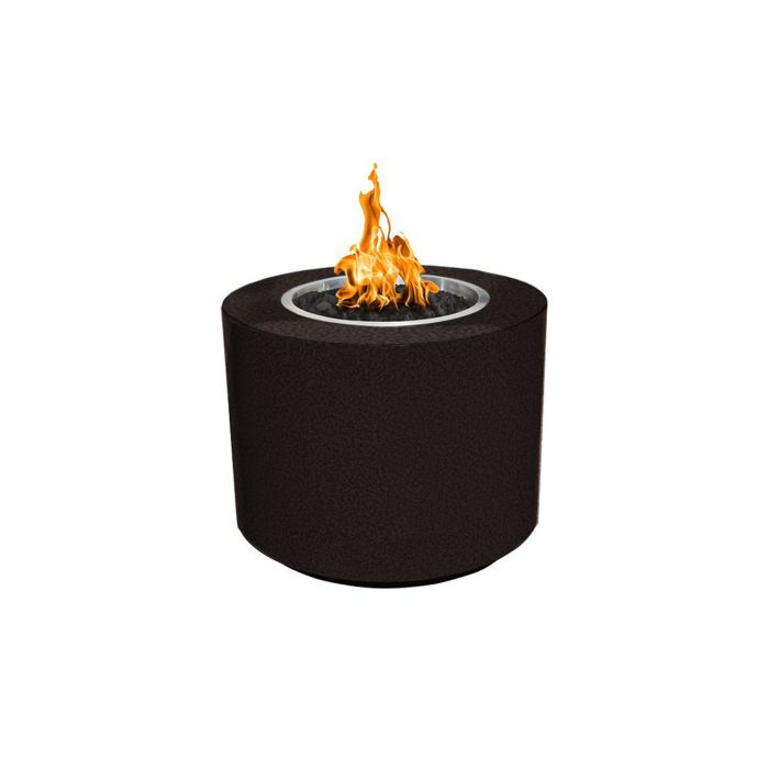 "The Outdoor Plus Beverly Fire Pit - Powder Coated - Electronic Ignition 42"" OPT-42PCBEKIT"