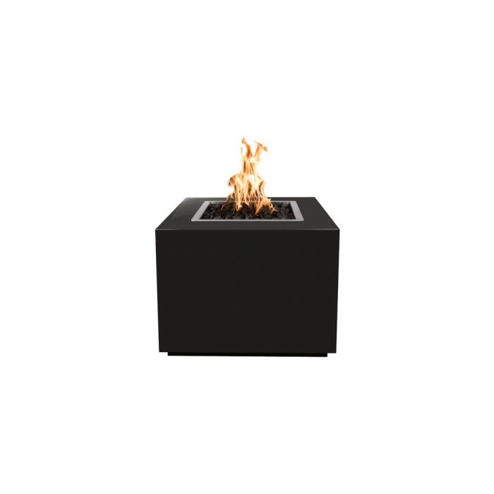 "The Outdoor Plus Forma Fire Pit - Powder Coated 42"" OPT-42PCSQ"