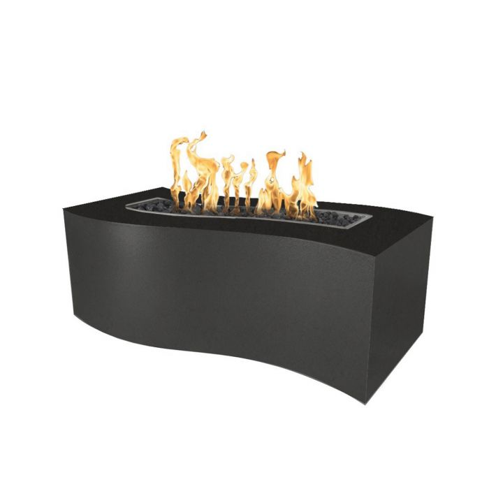 "The Outdoor Plus Billow Fire Pit - Powder Coated - Electronic Ignition 60"" OPT-BLWPC60EKIT"