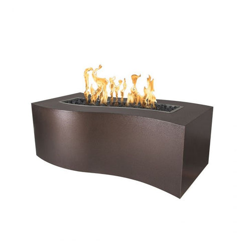 "Image of The Outdoor Plus Billow Fire Pit - Powder Coated - Electronic Ignition 60"" OPT-BLWPC60EKIT"