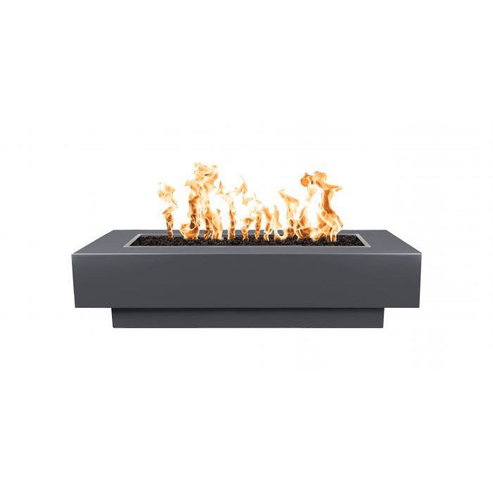 "The Outdoor Plus Coronado Fire Pit - Powder Coated - Electronic Ignition 96"" OPT-CORPC96EKIT"