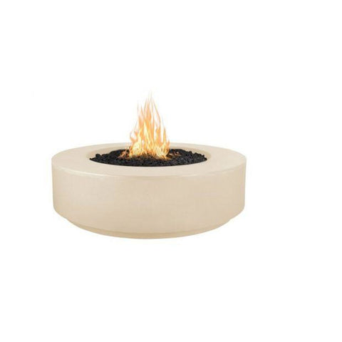 "Image of The Outdoor Plus Florence Concrete Fire Pit - 54"" OPT-FL54"