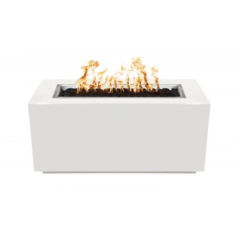 "The Outdoor Plus Pismo Fire Pit - Powder Coated - Electronic Ignition 84"" OPT-R8424PCREKIT"