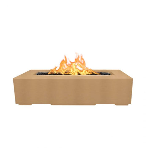 "Image of The Outdoor Plus Regal 48"" Concrete Fire Pit - Electronic Ignition OPT-RGL48EKIT"