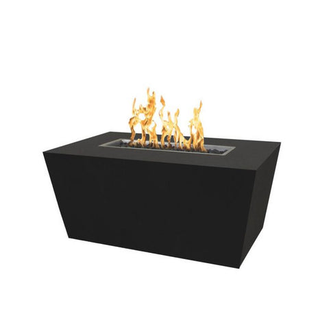 "Image of The Outdoor Plus Mesa Fire Pit - Powder Coated 72"" OPT-PCTT7224"