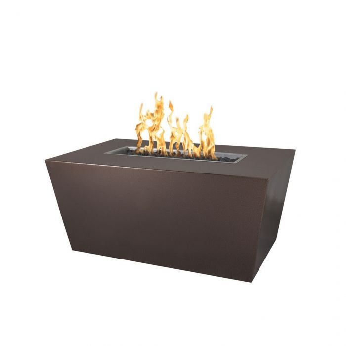 "The Outdoor Plus Mesa Fire Pit - Powder Coated 72"" OPT-PCTT7224"