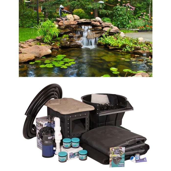 Blue Thumb Crystal Falls Pond Kit